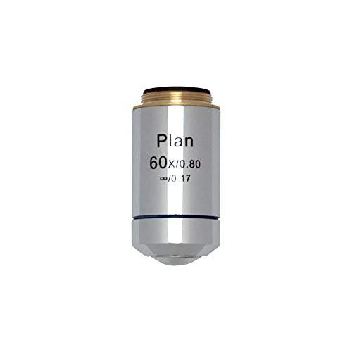 BoliOptics 60X Infinity-Corrected Plan Achromatic Microscope Objective Lens BM03023631