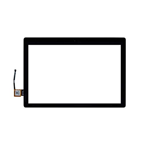 Screen replacement kit Fit For Lenovo TAB E10 TB-X104 TB-X104F TB-X104L TB X104 X104L X104F LCD Dispaly Touch Screen Panel Digitizer Glass +Tools Repair kit replacement screen (Color : Touch Only)