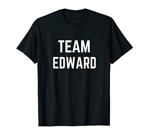 TEAM Edward | Friend, Family Fan Club Support T-shirt