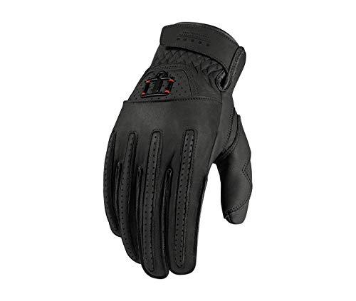 Handschuhe Icon 1000Rings Glove schwarz–L -3301–1616