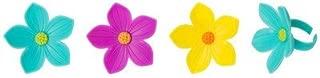 Baker - Spring Flower Cupcake Rings (24 Count)