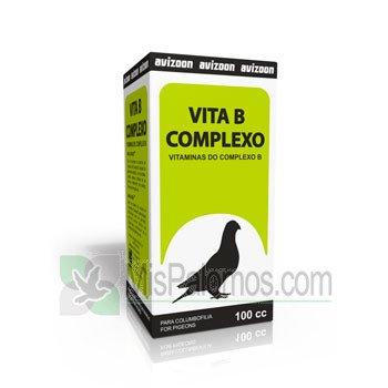 Vita B Avizoon Complex 100 ml (Concerert op basis van vitaminen van groep B)