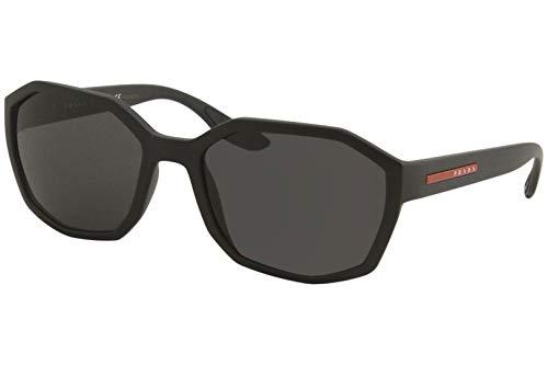 Prada Sport Hombre gafas de sol PS 02VS, 1BO5S0, 57