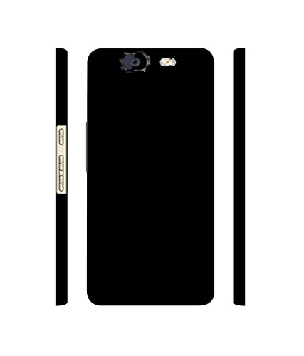 Casotec 3D Printed Hard Back Case Cover for Micromax Canvas Knight A350