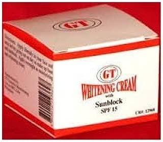 GT COSMETICS PHILIPPINES WHITENING CREAM WITH SPF 15 15 GRAMS