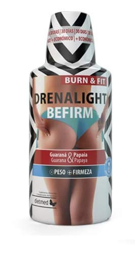DietMed DRENALIGHT Depurativo Quema grasas, drenante, reafirmante, digestivo y desintoxicante - 600 ml