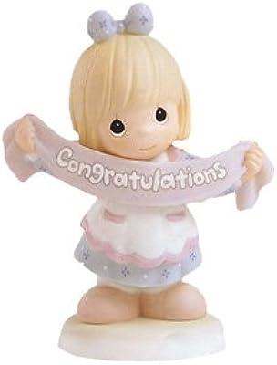 Precious Moments Figurine - It's A Banner Day, Congratulations, 795259 w/box