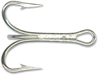 Mustad Classic 2 Extra Strong Treble Hook (Pack of 25)