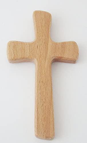 Houten kruis ca. 10x5cm