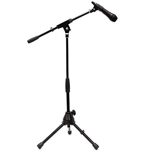 Cablematic - Soporte de micrófono pie...