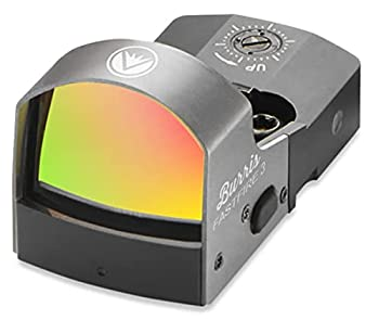 Burris FastFire Reflex Red Dot Sight for Rifles Pistols and Shotguns FastFire III  8 MOA Dot  Black  300236