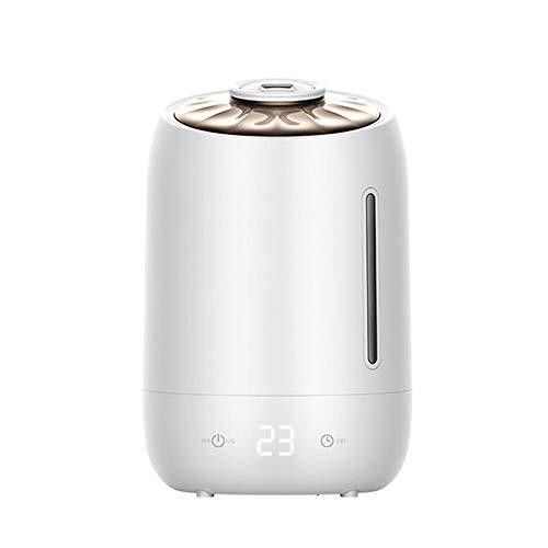 RKY Humidificador Xiaomi Deerma Hogares humidificador de Aire purificador de Aire Fabricante de la Niebla de Tiempo con Inteligente de Pantalla táctil Ajustable Niebla Cantidad 5L /-/