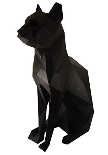 FGS Statue 3D Chat Noir Hauteur 40cm