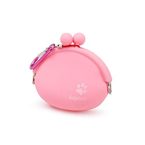 YanHao Dog Treat Bag Fashion Portable Multi-Purpose Small Treat Pouch Pet Treat Bag for Dog Training...