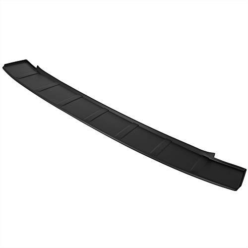 Aroba AR589 Ladekantenschutz kompatibel für Ford Kuga MK2/MK3 ab BJ. 03.2013 bis 12.2019 Stoßstangenschutz passgenau mit Abkantung ABS Farbe schwarz