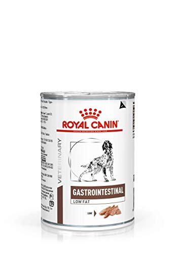 ROYAL CANIN Dog Gastro Intestinal Low Fat, 1er Pack (1 x 410 g)
