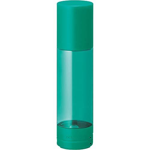 キングジム ペンケース 倒れない ペン立て オクトタツ 小 緑 2564ミト