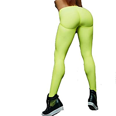 Cyose Fashion Women Activewear High Waist Push Up Femme Leggins Leggings