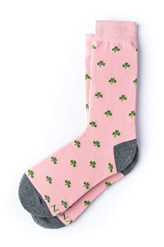 """""""My Lucky Socks"""" St. Patrick's Day Cotton Socks"""