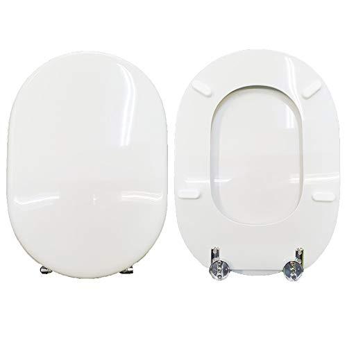 Copriwater FIORILE IDEAL STANDARD compatibile laccato Bianco lucido poliestere