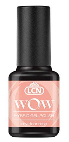 LCN WOW Hybrid Gel Polish - WOW 26 my dear rose