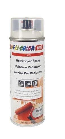 Motip Dupli GmbH Dupli Color Profi Heizkörper Spray weiß NCS S 0500 seidenglanz (400ml)