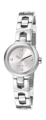 ESPRIT–es107212001Damen-Armbanduhr 045J699Analog Silber Armband Stahl Silber