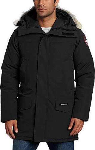 336 Luxury Canada Daunenjacke Sweater Goose Herren Langford Parka Feather Winterjacke Schafffell Wyndham Jacke Kapuze