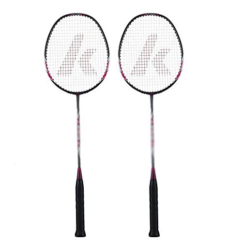 YINGTAO22-SHOP Badminton Badminton Racket Aluminum Alloy Frame Badminton Racquet with String Racquet