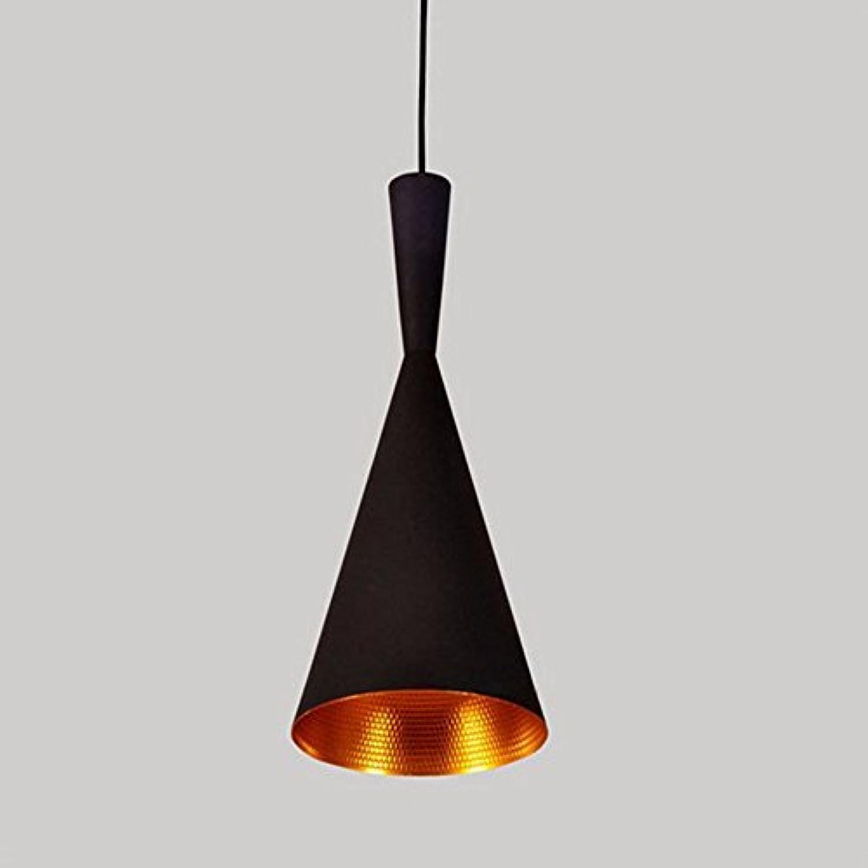LighSCH Bügeleisen Art Restaurant Kronleuchter Retro Aluminium Cafe Wohnzimmer Beleuchtung Disc 19  41Cm