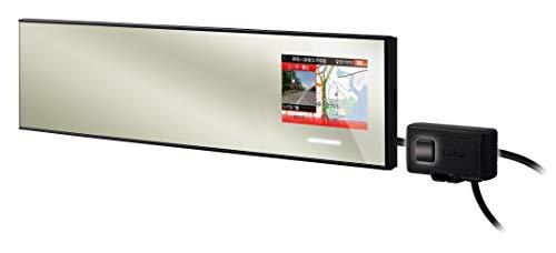セルスター レーザー式オービス対応セパレートミラー型レーダー探知機 AR-5 日本製3年保証 GPS搭載 無線LAN搭載 ドライブレコーダー相互通信対応 GPSデータ無料更新 災危通報対応 フルマップ搭載 OBDII対応