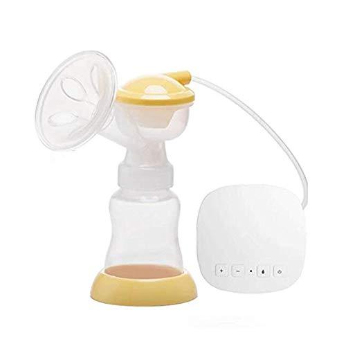 Fantastic Deal! LMLSHXNQ Electric Breast Pump, Automatic Breast Milk Collector, Massage Breast Pump,...