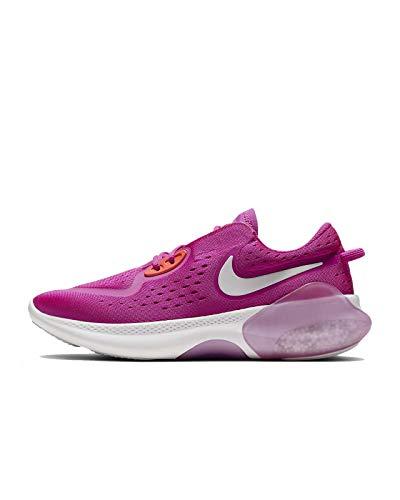 Nike Women's Joyride Dual Run Running Shoes (Fire Pink/Vast Grey, 9)