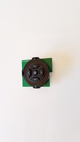TV TCL 40FS3800 POWER BUTTON ASSEMBLY # 40-32S380-KEA2LG