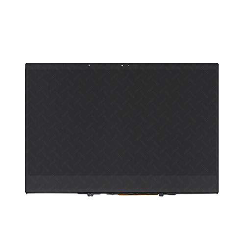 FTDLCD® Pantalla táctil de 13,3 pulgadas FHD LED LCD digitalizador para Lenovo Yoga 730-13IKB 81CT Yoga 730-13IWL 81JR con marco
