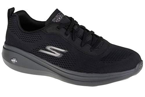 Skechers Zapatillas de Running para Hombre, 55106-BKCC_48, Color Negro, UE