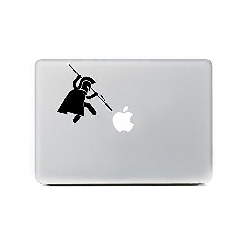 VATI Vinilo adhesivo extraíble para Apple MacBook Pro Air Mac de 13 pulgadas, 15 pulgadas, 15 pulgadas, 13 pulgadas, 15 pulgadas, 15 pulgadas, color negro