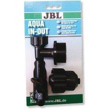 JBL- Aqua In-Out Wasserstrahlpumpe Für den schnellen und einfachen Wasserwechsel im Aquarium (klein)