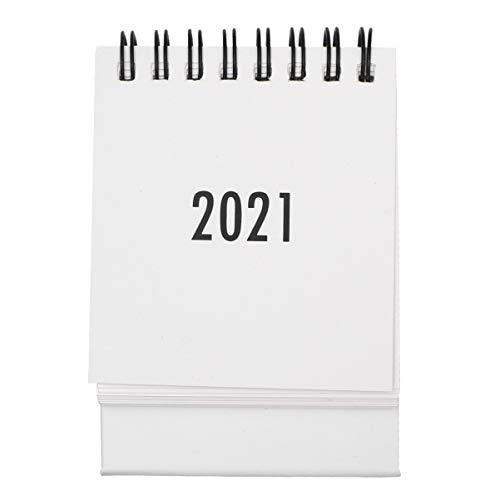STOBOK 1Pc Mini Calendario 2020-2021 Calendario da 18 Mesi (2020. 7-2021. 12) Calendari da...