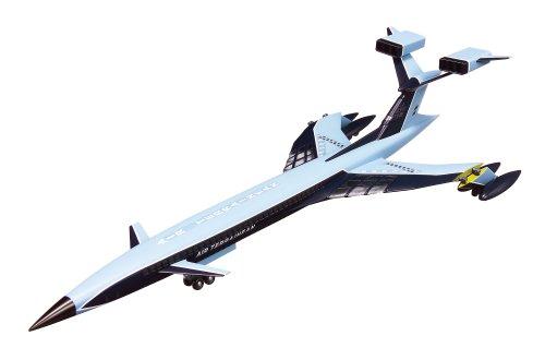 Dragon Models Thunderbirds Fireflash 1:350 Scale Model Kit (japan import)