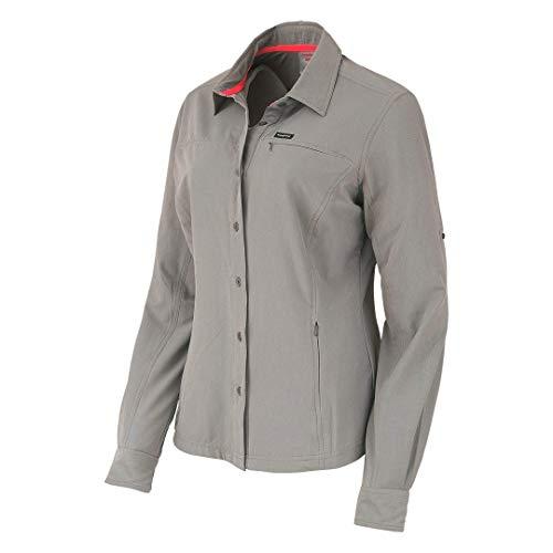 Trangoworld Rawal Camisa, Mujer, Kaki, M