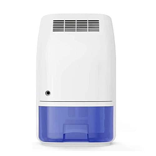 HBBOOI Deshumidificador Secador de Aire portátil eléctrico Ligero y de bajo Ruido Adecuado para el hogar, la Oficina, el baño, la Cocina, el sótano húmedo, 700 Ml