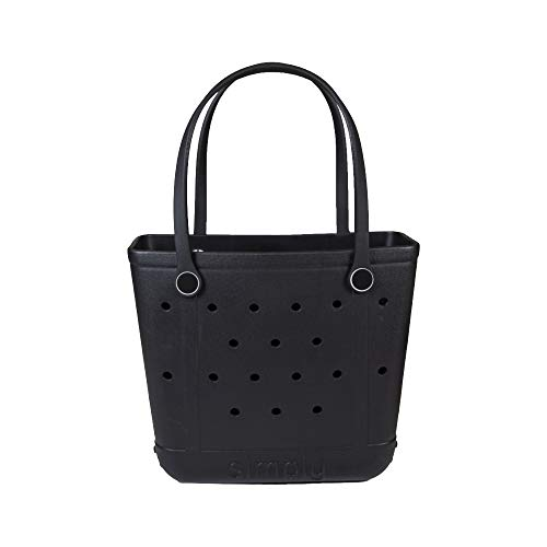 SIMPLY SOUTHERN SIMPLY TOTE SLD SMALL BLACK