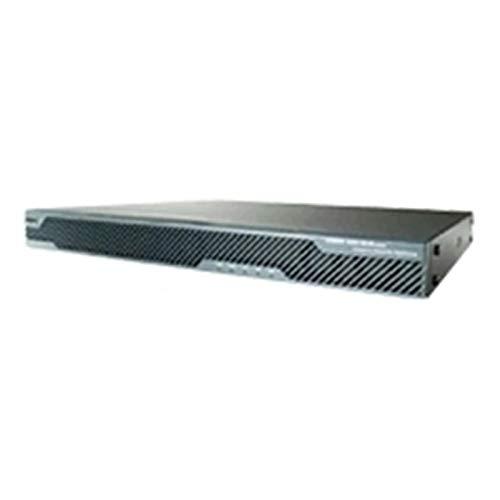 Cisco ASA 5550 Firewall Edition 1U 1200Mbit/s - Cortafuegos (1200 Mbit/s, 1000 Mbit/s, 425 Mbit/s, Alámbrico, IPSec, 3DES,AES) (Reacondicionado)