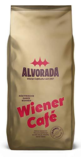 Alvorada,V711013, Wiener Café, Röstkaffee, ganze Bohnen, 1 Kg,