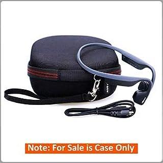 EVA Carrying Hard Case for AfterShokz Trekz Titanium Open-Ear Wireless Bone Conduction Headphones (Case only)