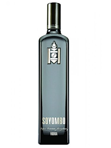 Soyombo Super Premium Vodka 1,0 Liter