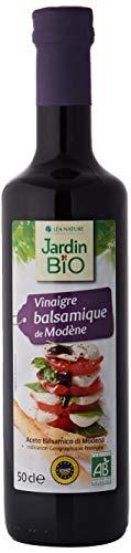 Jardin Bio Vinaigre Balsamique de Modène IGP 50 cl