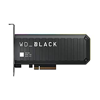 WD_BLACK AN1500 4TB NVMe SSD Add-In-Card,  read speed up to 6500MB/s & write speed up to 4100MB/s (B08HBZCSHW) | Amazon price tracker / tracking, Amazon price history charts, Amazon price watches, Amazon price drop alerts