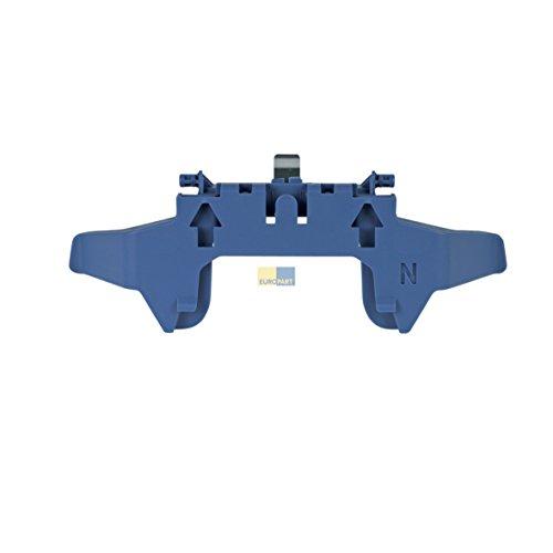 Miele 7793096 ORIGINAL Aufnahme Halter 208x82x42mm Blau für Filterbeutel Staubbeutel S800 Serie Staubsauger z.T. S8 CAT&DOG ECOLINE EUROSTAR HAUS&CO MEDICAIR PARKETT&CO Staubsauger